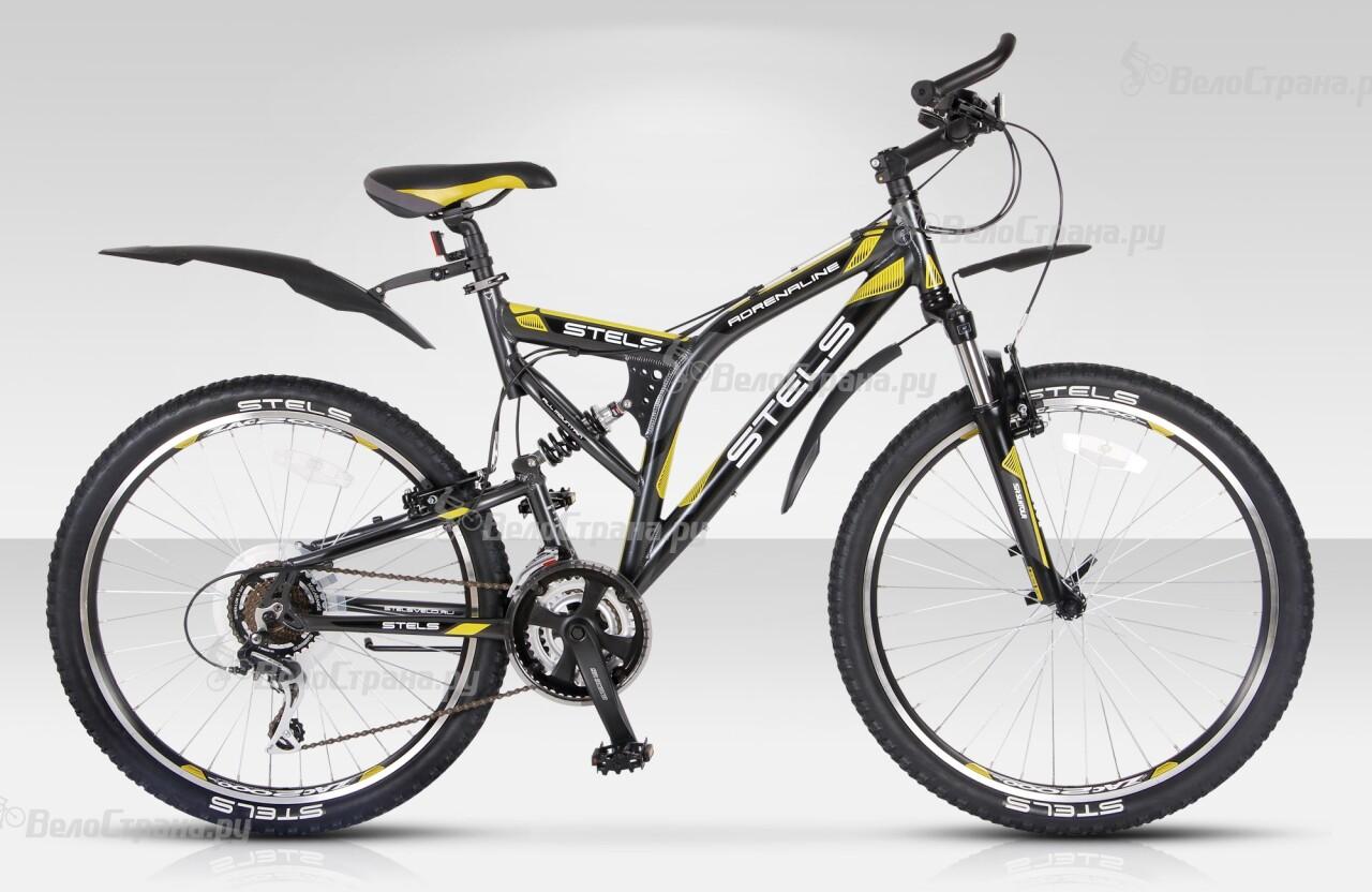 Велосипед Stels Adrenalin (2014) велосипед stels navigator 380 2016