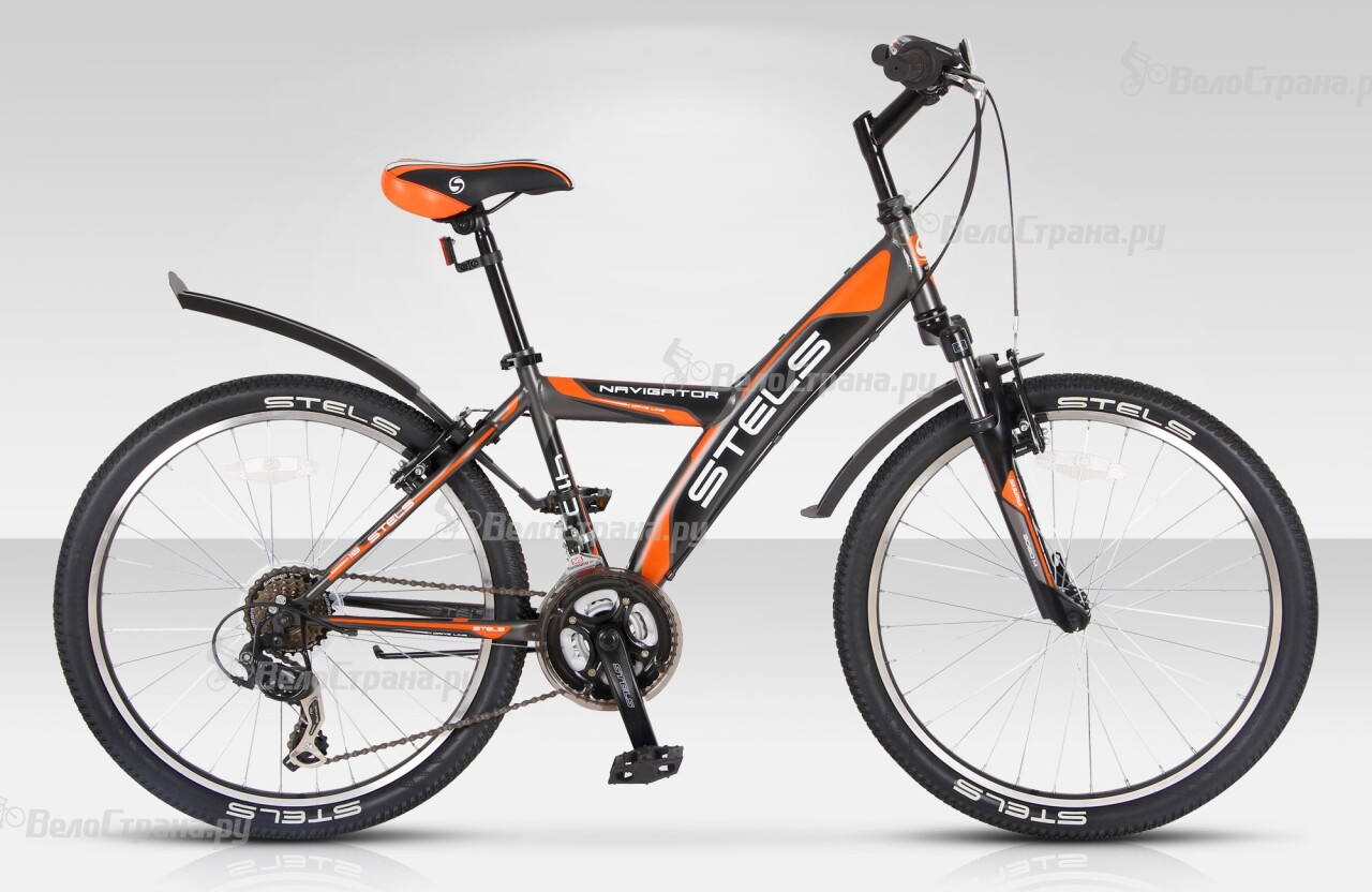 Велосипед Stels Navigator 410 (2014) велосипед stels navigator 410 v 21 sp 2017