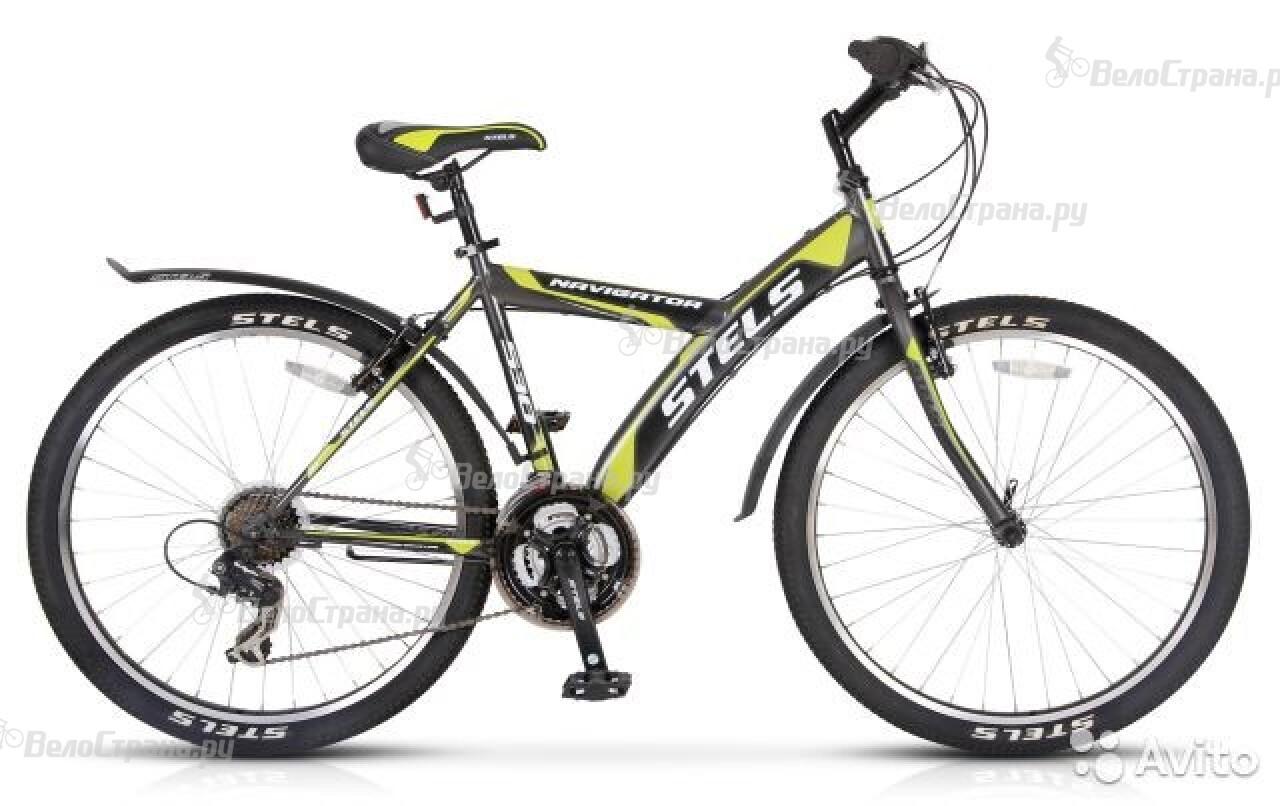 Велосипед Stels Navigator 530 (2015) велосипед author spirit 27 2016