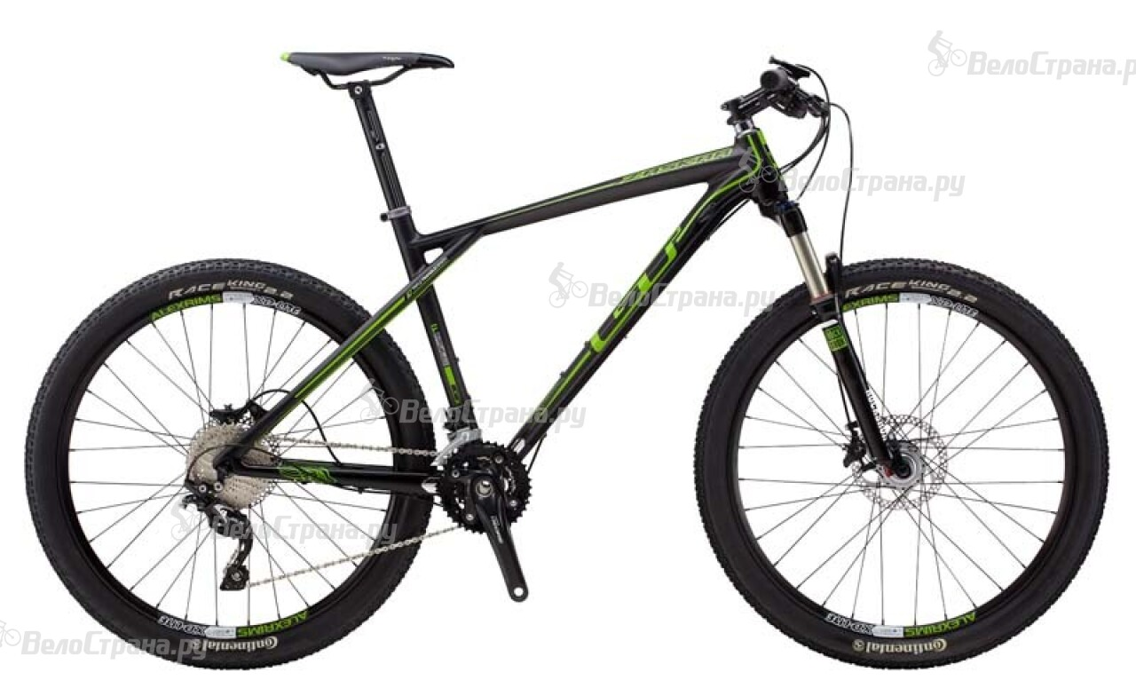 Zaskar Carbon Elite (2014)