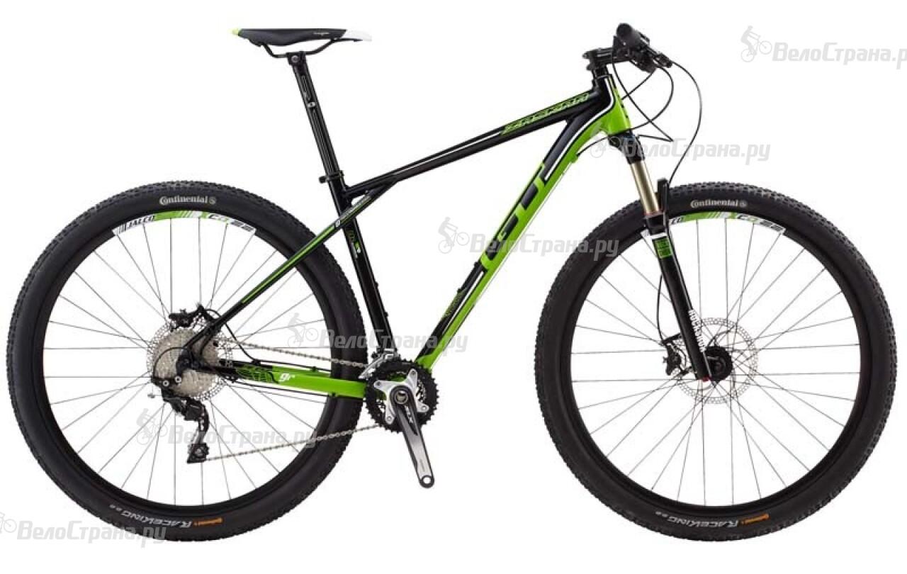 Велосипед GT Zaskar 9R Elite (2014) горный велосипед gt avalanche elite 27 5