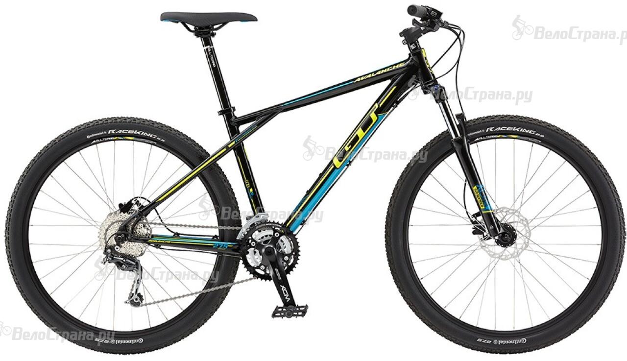 Велосипед GT Avalanche Comp (2015) горный велосипед gt avalanche elite 27 5