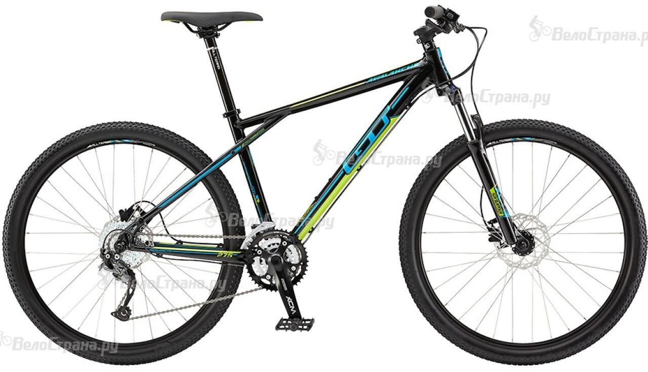 Велосипед GT Avalanche Sport (2015) горный велосипед gt avalanche elite 27 5
