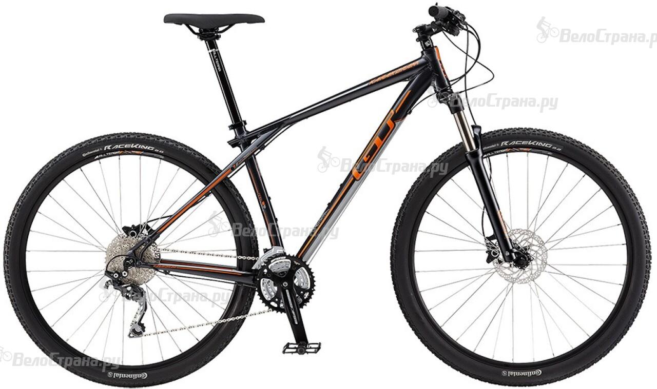 Велосипед GT Karakoram Elite (2015) велосипед gt karakoram sport 2014