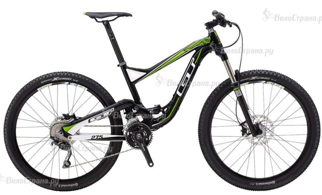 Велосипед GT Sensor Elite (2014) горный велосипед gt avalanche elite 27 5