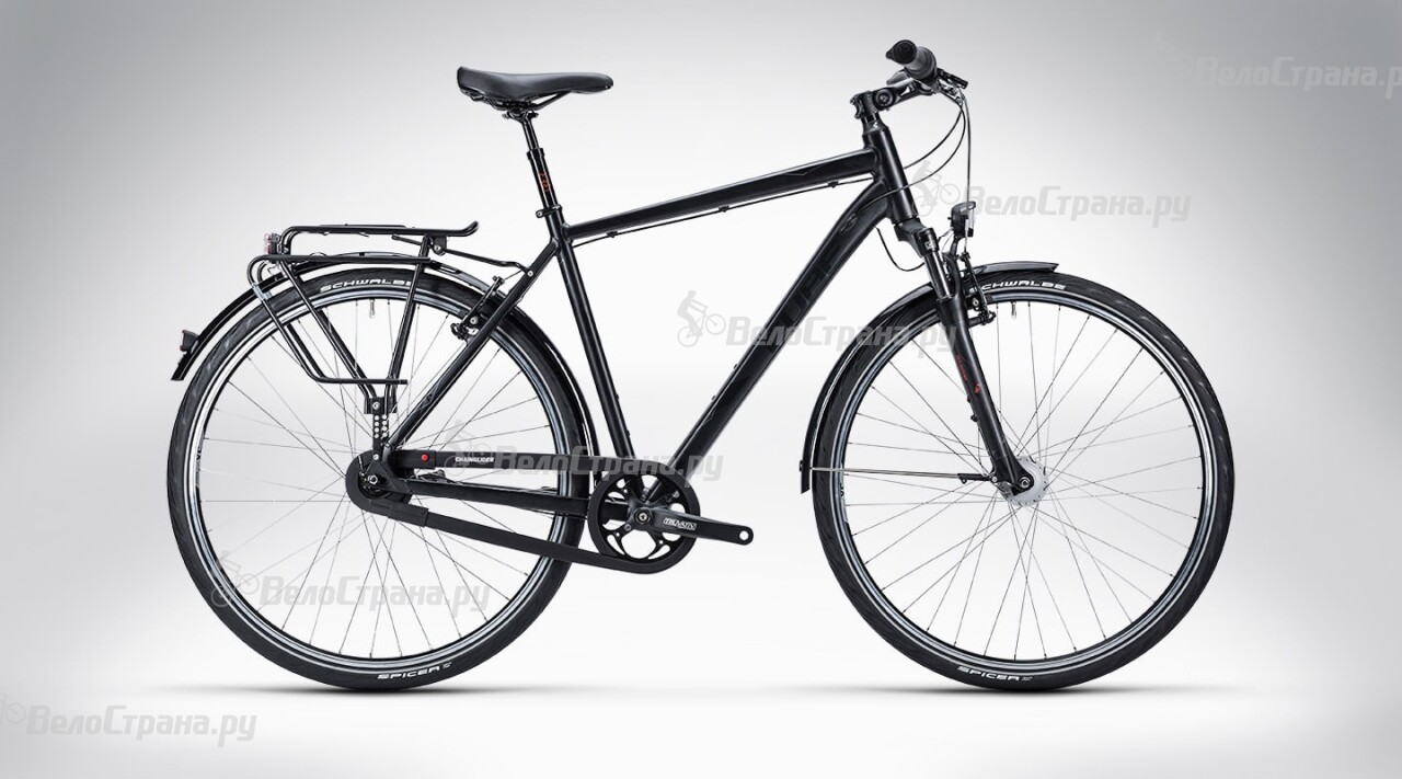 Велосипед Cube Town (2015) велосипед cube town hybrid 2014