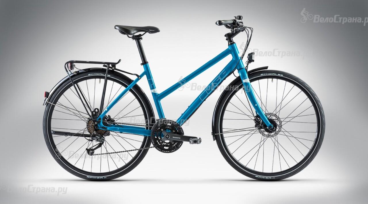 Велосипед Cube Travel Pro RF Lady (2014) велосипед cube aerium hpa pro 2016