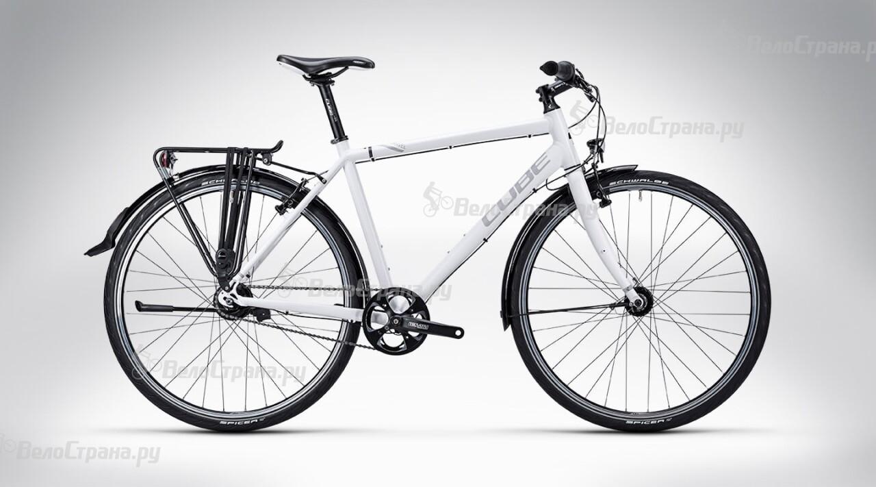 Велосипед Cube Travel Pro RF (2015)