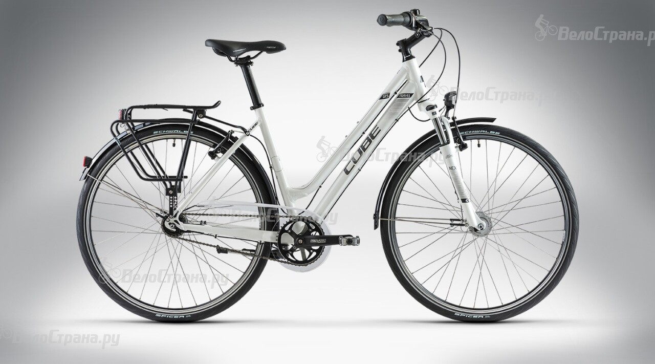 Велосипед Cube Travel City Lady (2014)