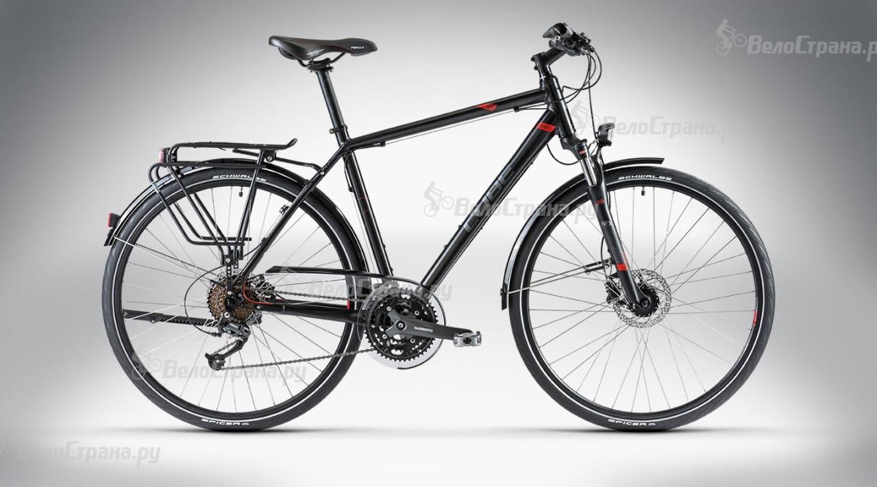 Велосипед Cube Travel Pro (2014) велосипед cube aerium hpa pro 2016