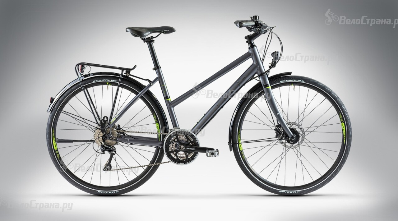 Велосипед Cube Touring Pro RF Lady (2014)