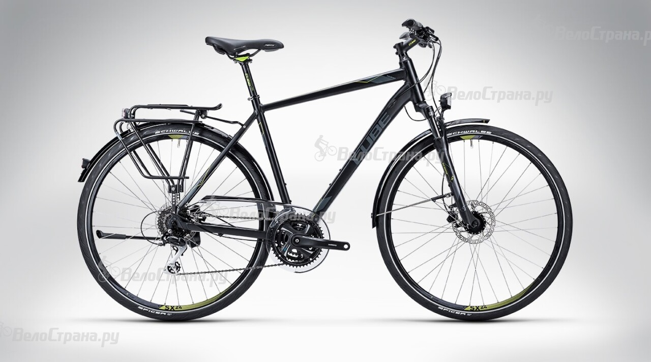 Велосипед Cube Touring Pro (2015) велосипед cube aerium hpa pro 2016