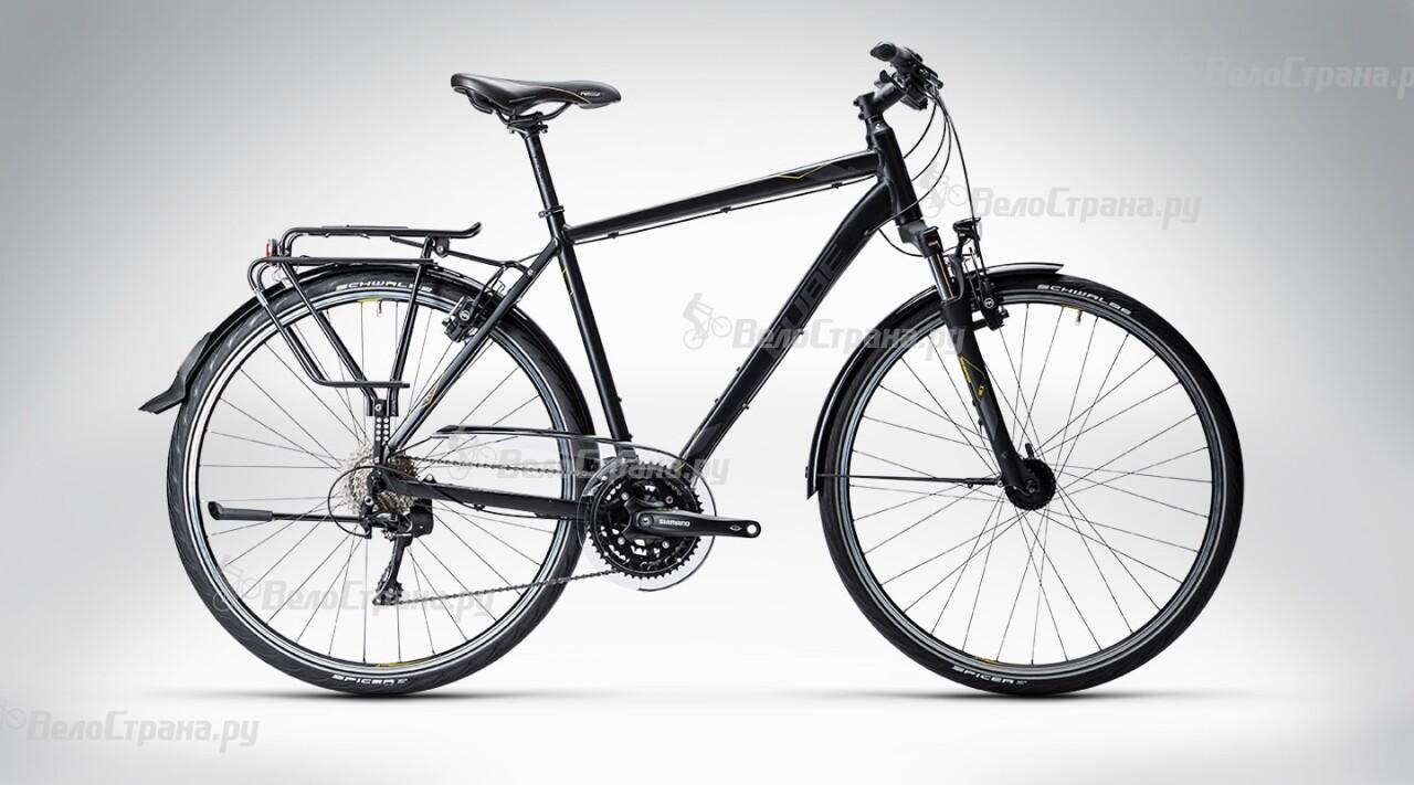 Фото Велосипед Cube Delhi (2015) 2015 csm360