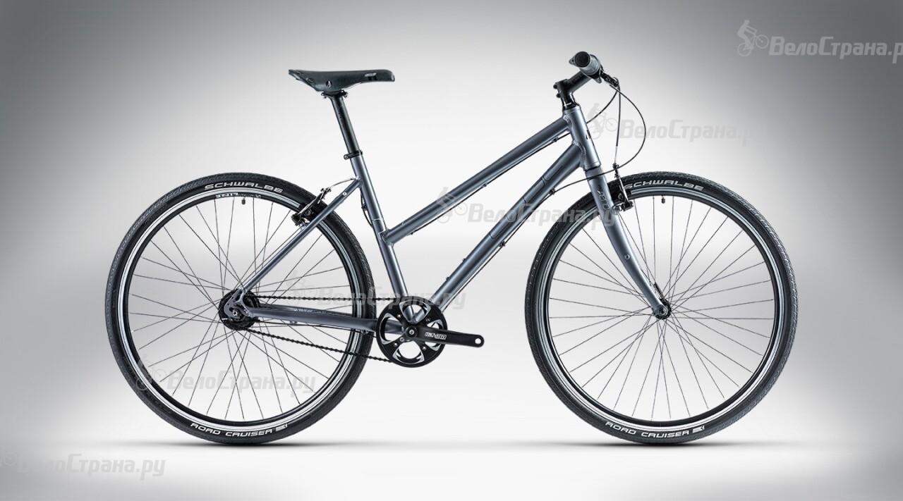 Велосипед Cube Hyde Pro Lady (2014) велосипед cube hyde pro 2014
