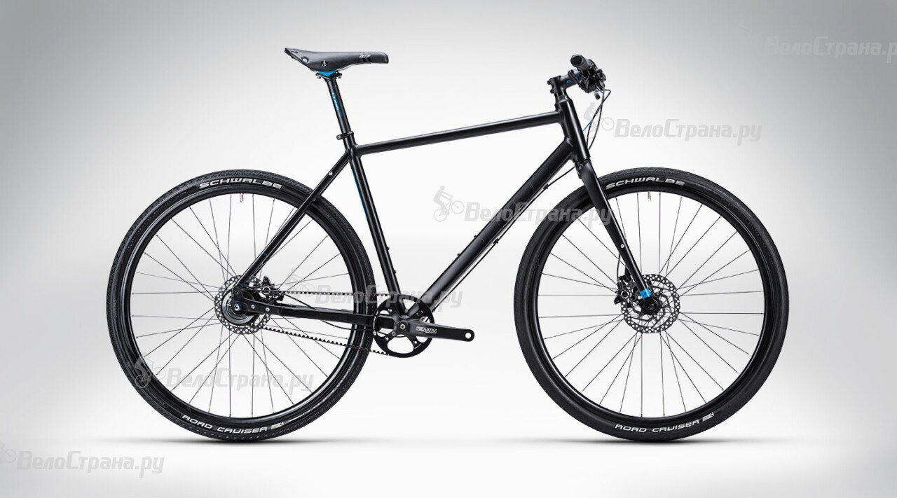 Велосипед Cube Hyde Race (2015) race