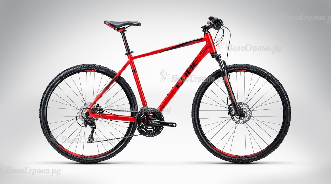 Велосипед Cube Nature Pro (2015) велосипед cube nature allroad 2015
