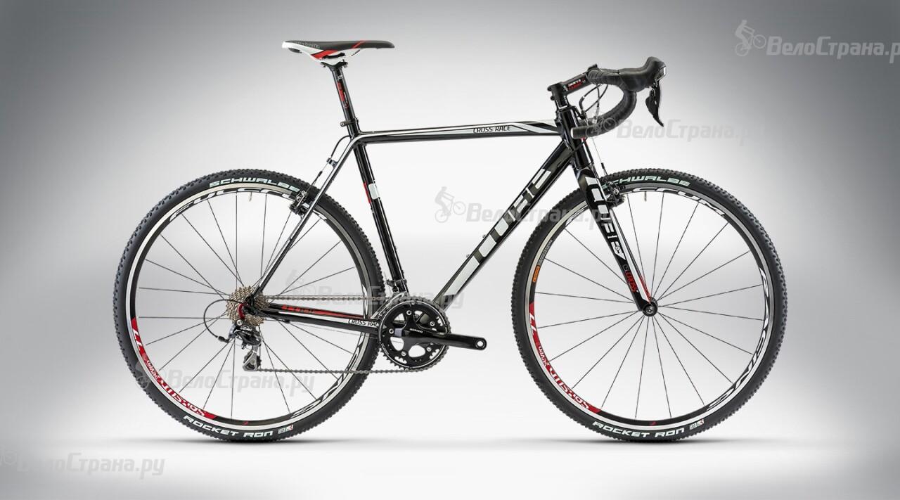 Велосипед Cube CROSS RACE (2014) cross cross 350105wg