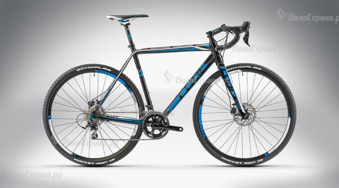 Велосипед Cube CROSS RACE Disc (2014) cross cross 350105wg