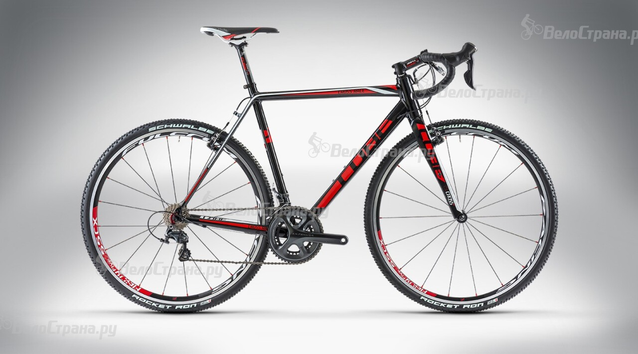 Велосипед Cube CROSS RACE Pro (2014)