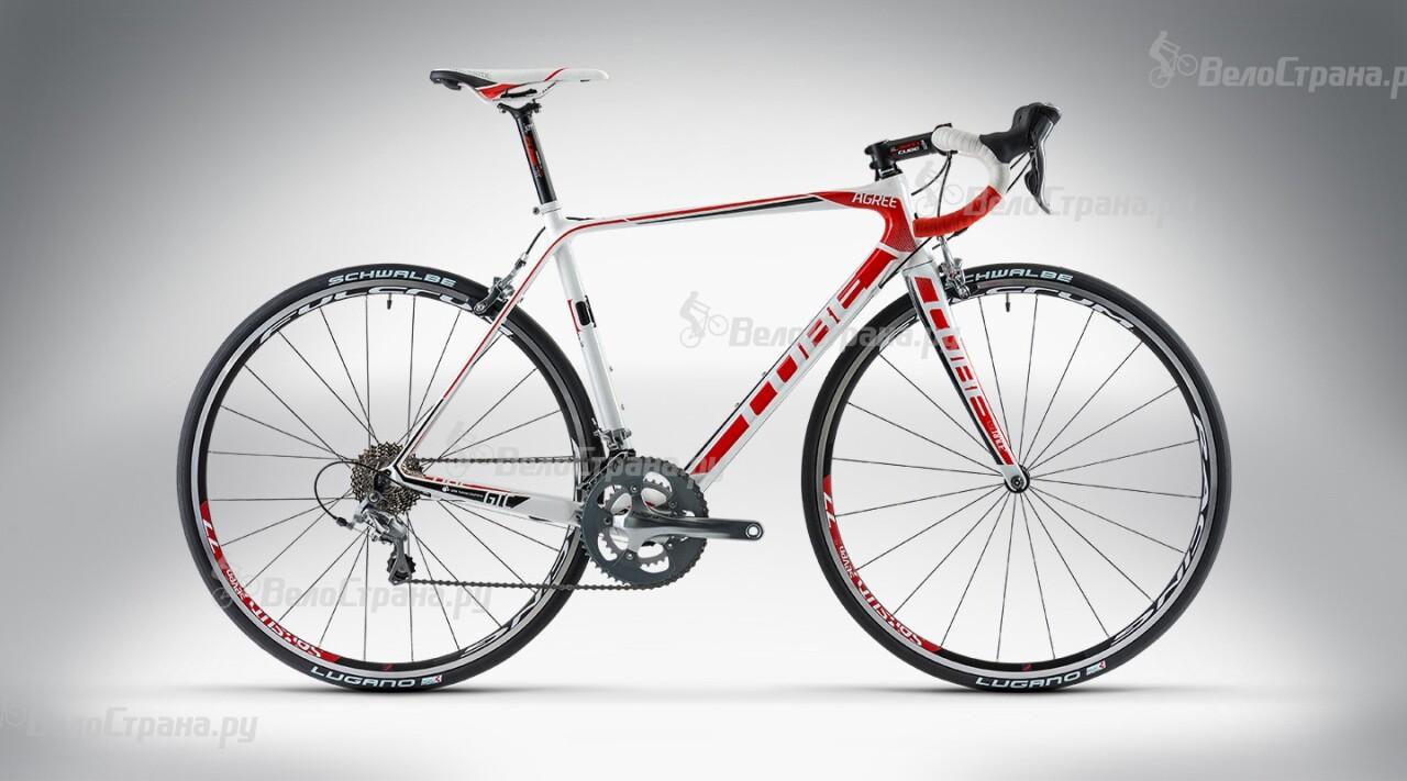 Велосипед Cube PELOTON (2014)  велосипед stark peloton 2016