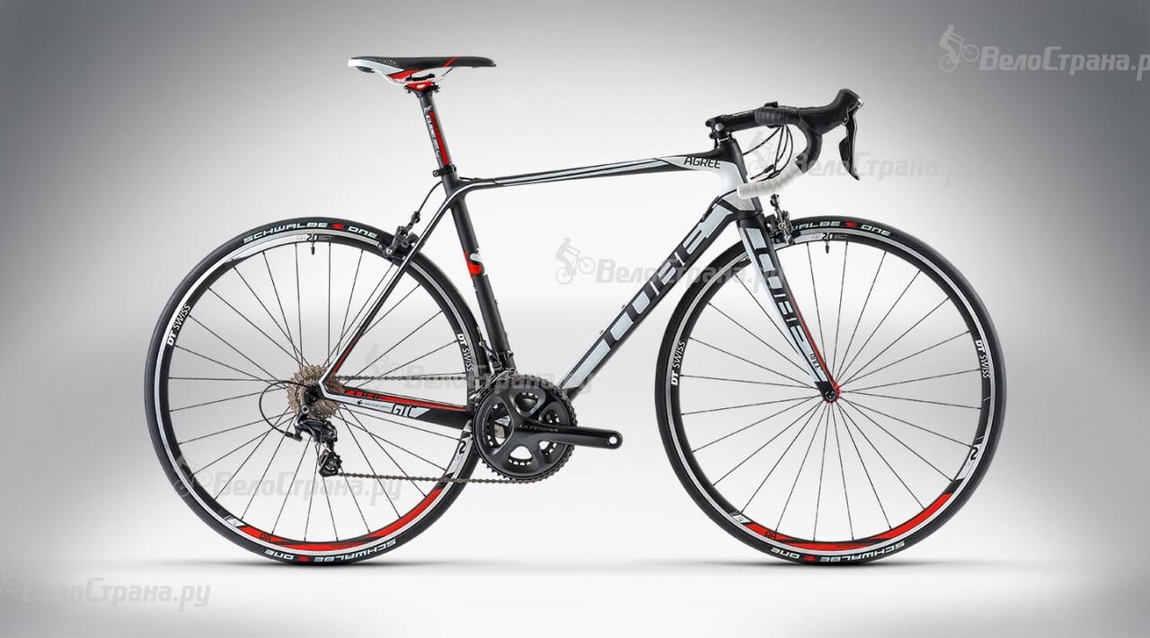 Велосипед Cube AGREE GTC SL (2014)