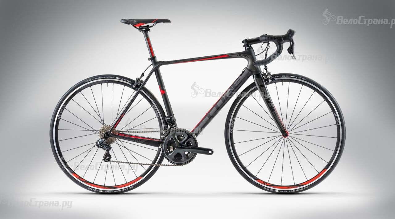 Велосипед Cube AGREE GTC SLT Di2 (2014)
