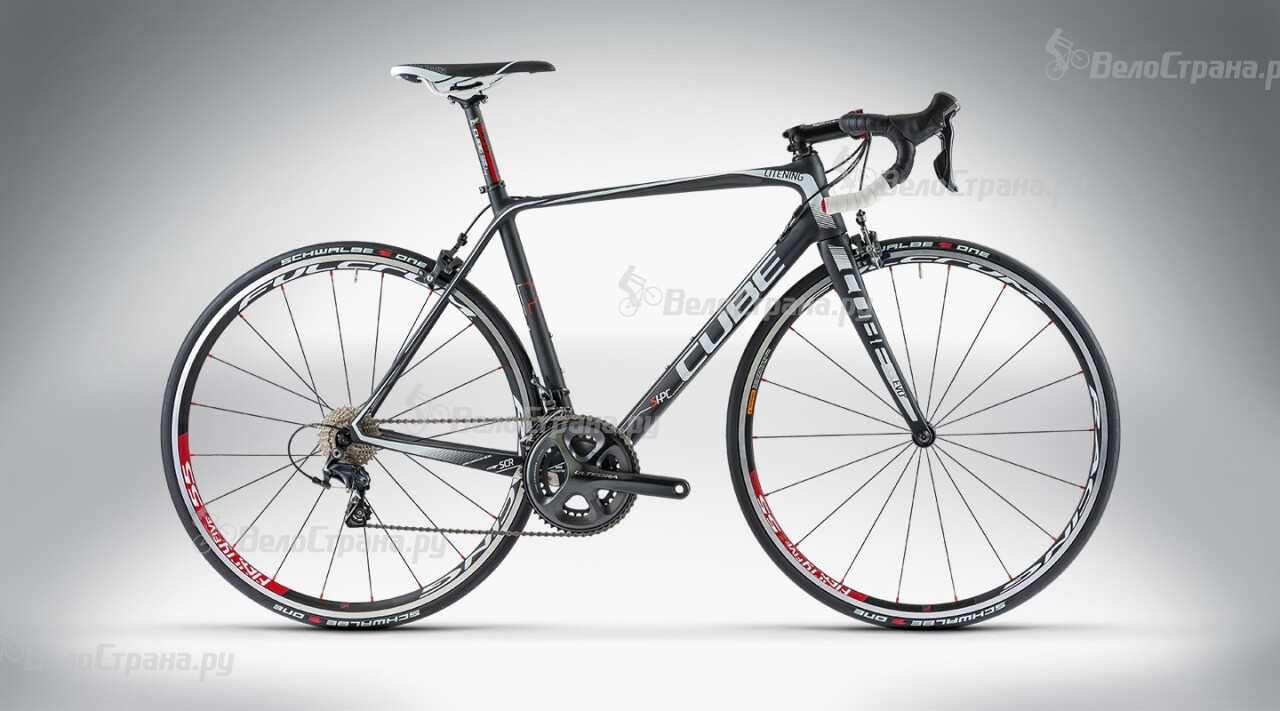 Велосипед Cube LITENING SUPER HPC Pro (2014)