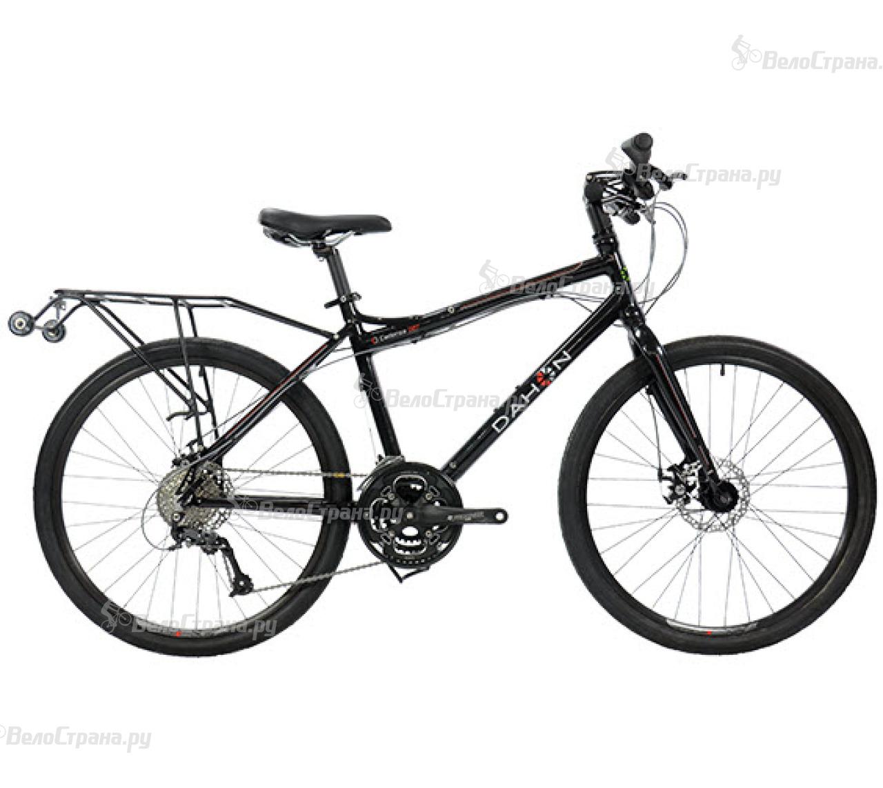 Велосипед Dahon Cadenza D27 (2016) велосипед dahon vybe d7 u 2017