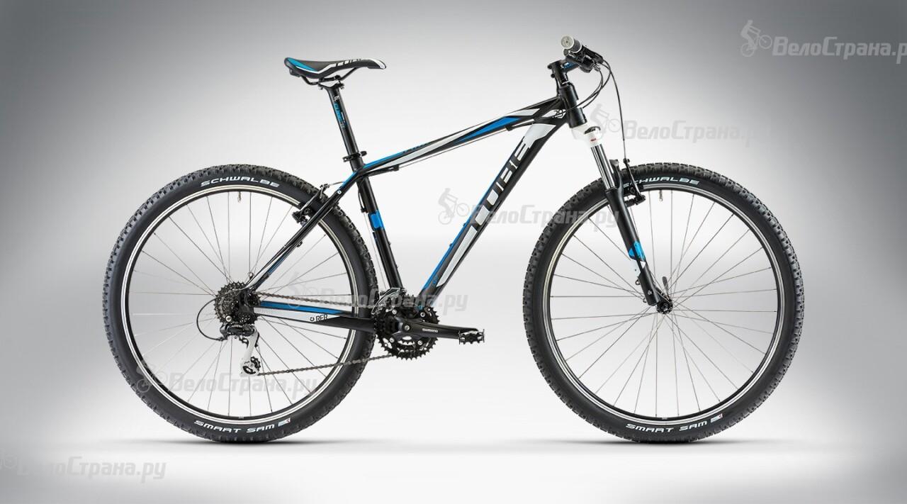 Велосипед Cube AIM Pro 29 (2014)