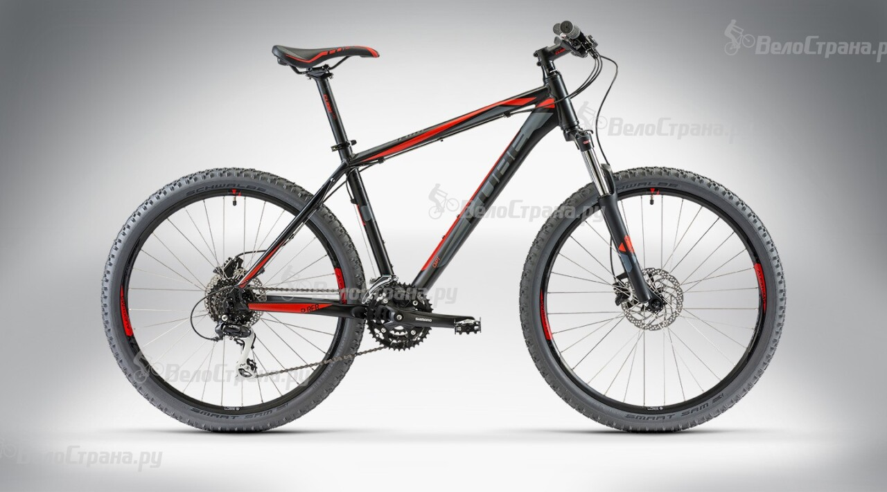 Велосипед Cube AIM SL 26 (2014) велосипед cube aim sl 27 5 2016