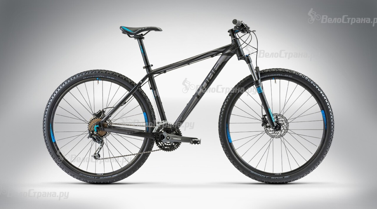 Велосипед Cube ANALOG 29 (2014) велосипед cube analog 29 2015