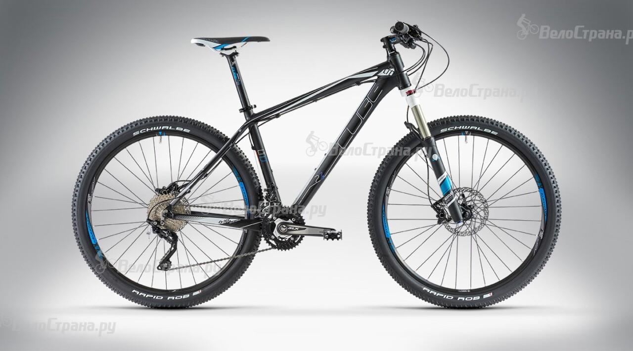 Велосипед Cube LTD Pro 27.5 (2014)