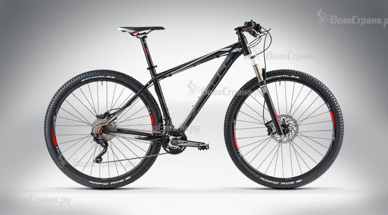 Велосипед Cube LTD Race 29 (2014)