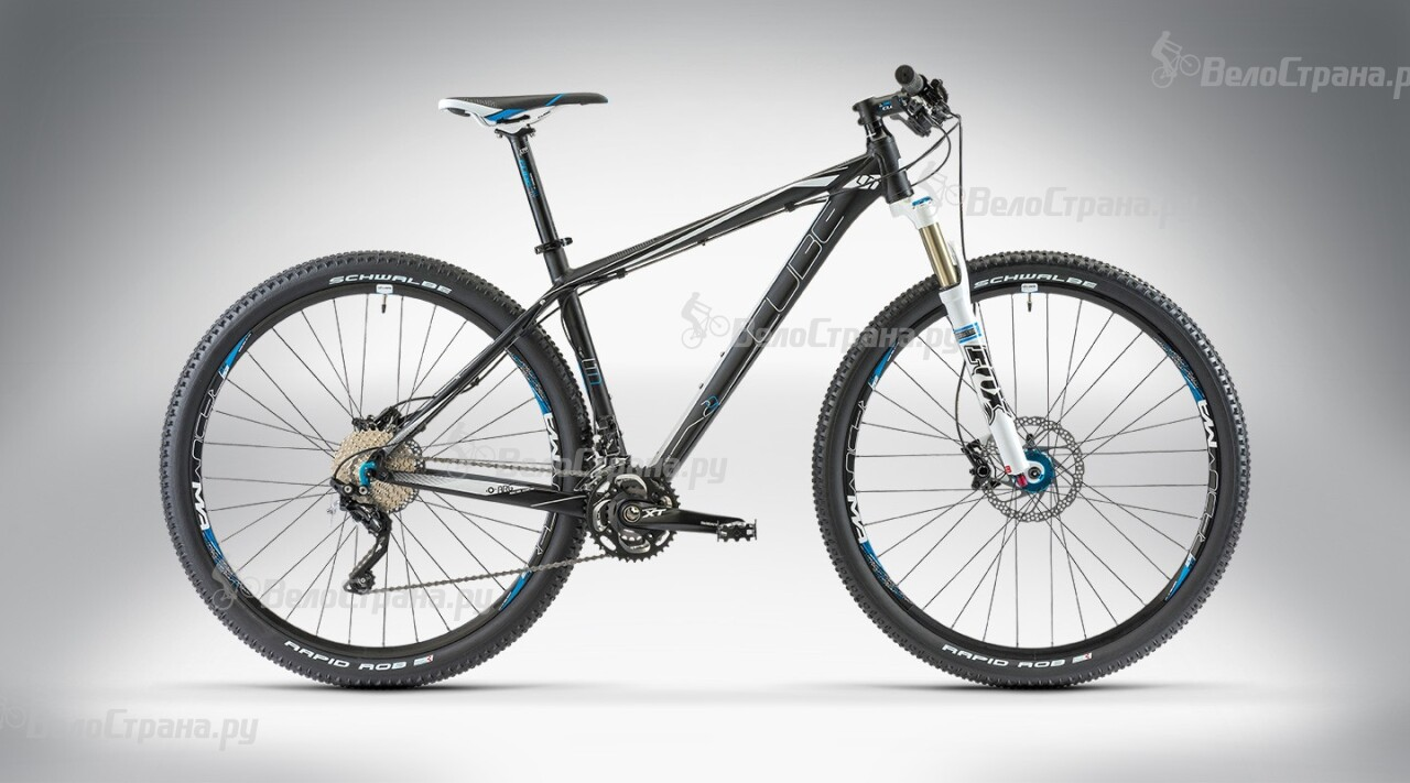 Велосипед Cube LTD SL 29 (2014)