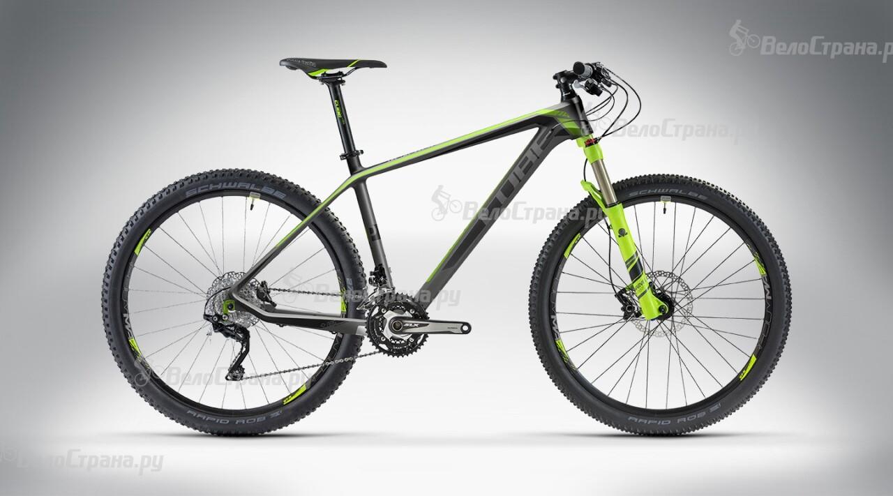 Велосипед Cube REACTION GTC Pro 27.5 (2014) велосипед cube reaction gtc pro 2x 29 2017