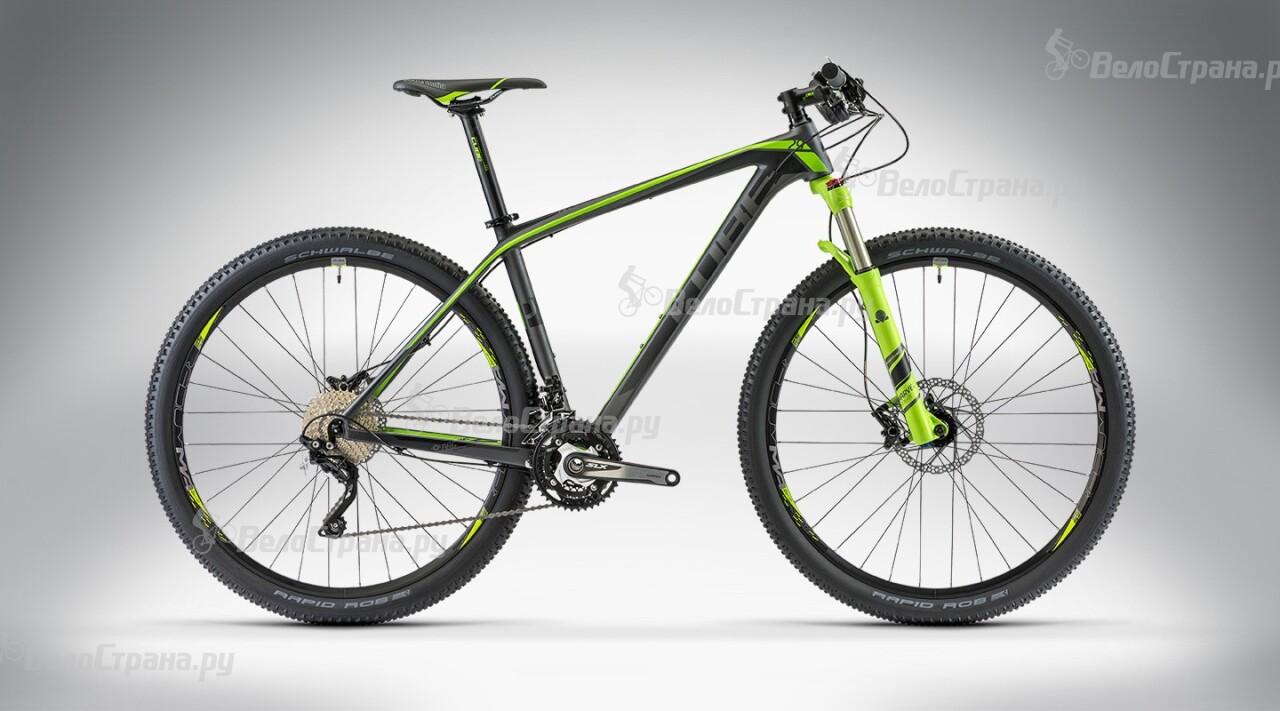 Велосипед Cube REACTION GTC Pro 29 (2014) велосипед cube reaction gtc pro 29 2014