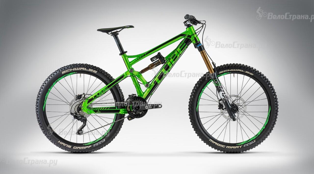 Велосипед Cube HANZZ SL 26 (2014)