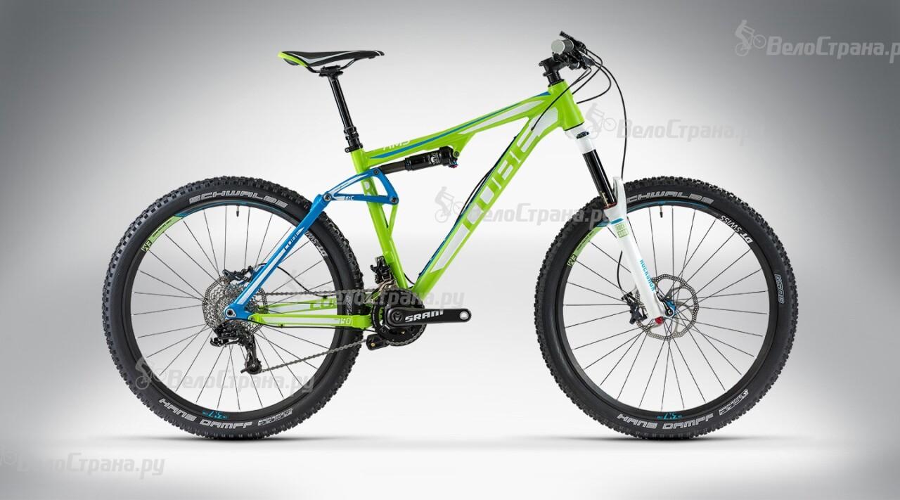 Велосипед Cube AMS 150 HPA Race 27.5 (2014)
