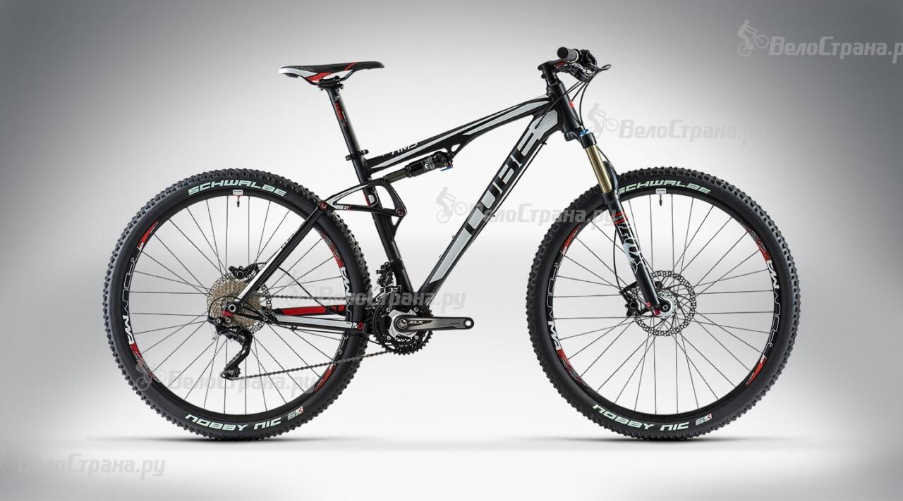 Велосипед Cube AMS 120 HPA Pro 29 (2014) велосипед cube ams 120 hpa 29 2014