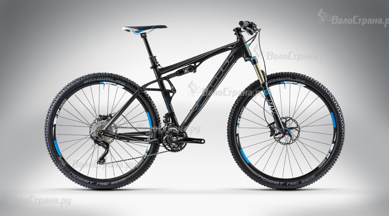 Велосипед Cube AMS 120 HPA Race 29 (2014)