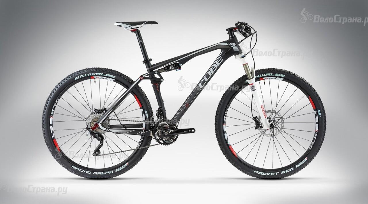 Велосипед Cube AMS 100 SUPER HPC Race 29 (2014)