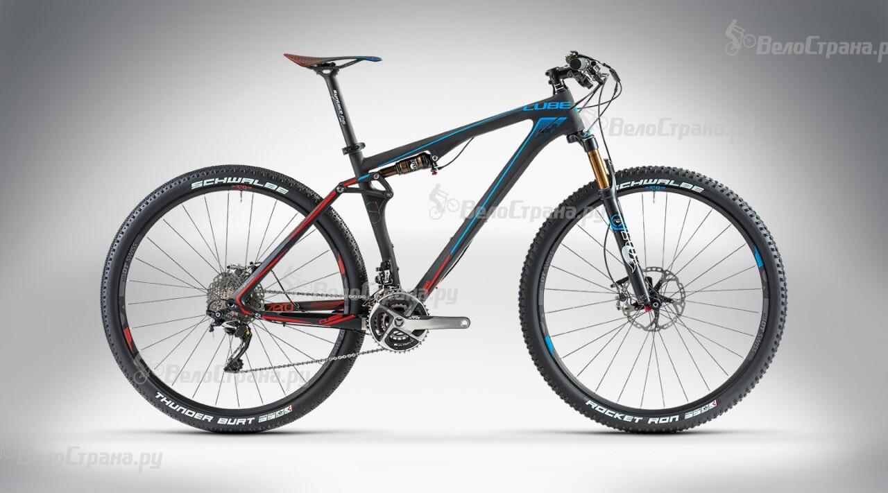 Велосипед Cube AMS 100 SUPER HPC SLT 29 (2014) велосипед cube ams 100 super hpc race 29 2014