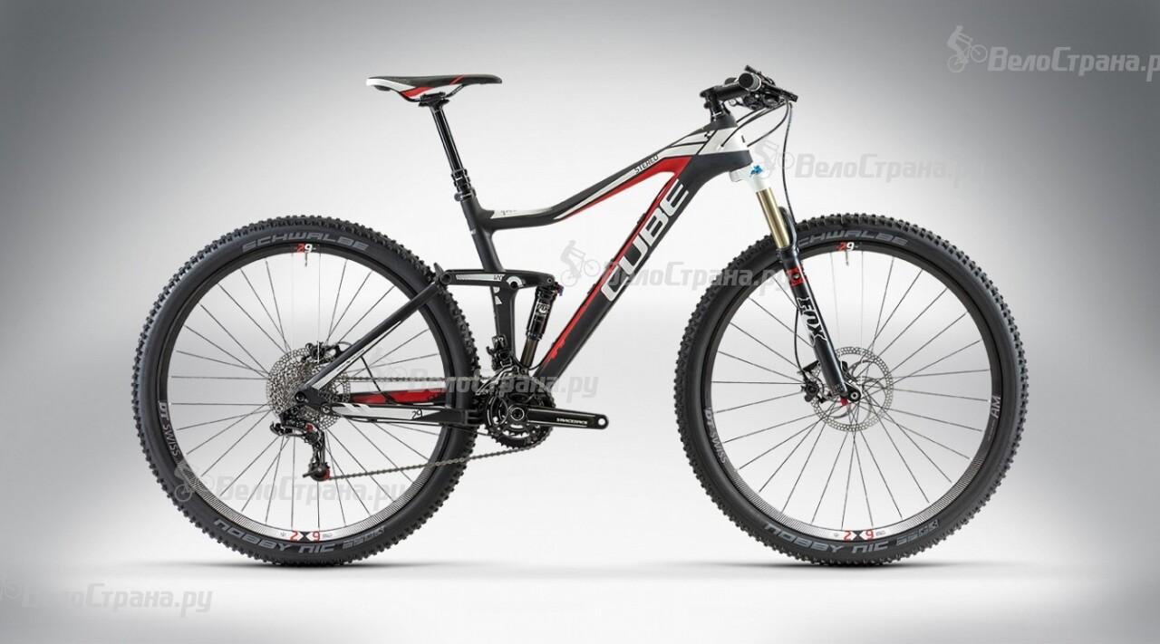 Велосипед Cube STEREO 120 HPC Race 29 (2014)