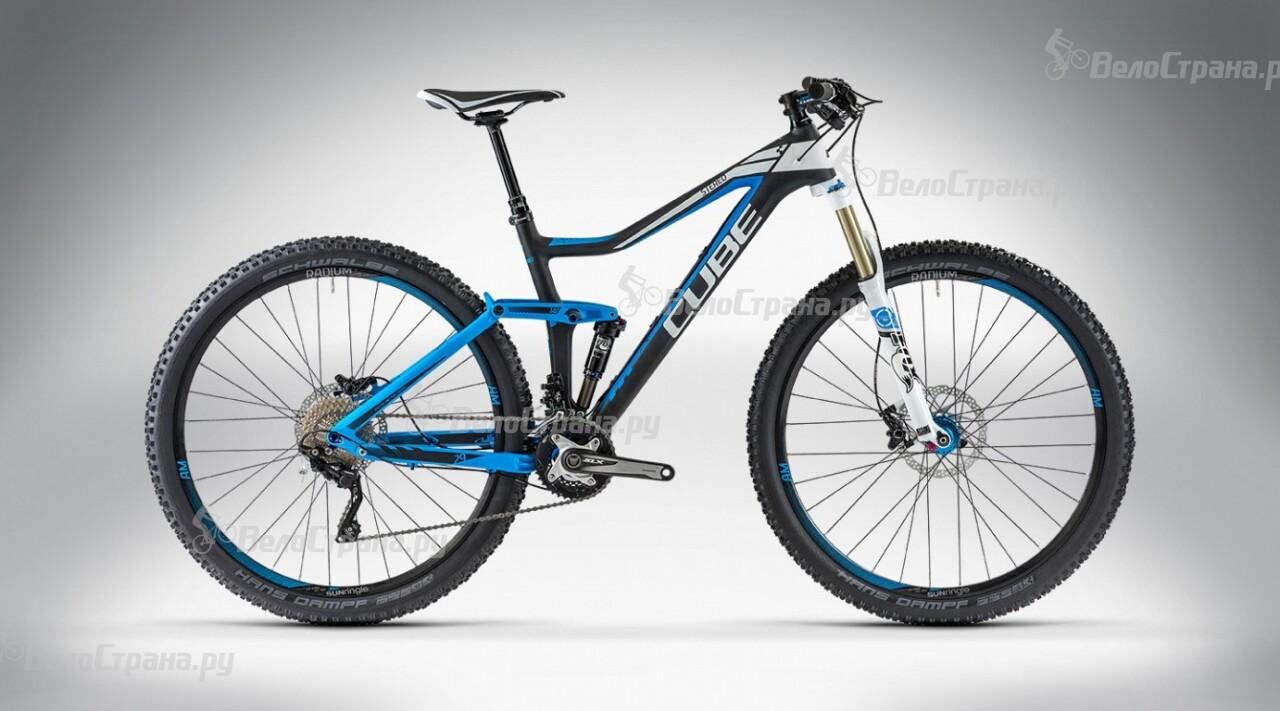Велосипед Cube STEREO 120 SUPER HPC SLT 29 (2014) велосипед cube stereo 140 super hpc slt 27 5 2015
