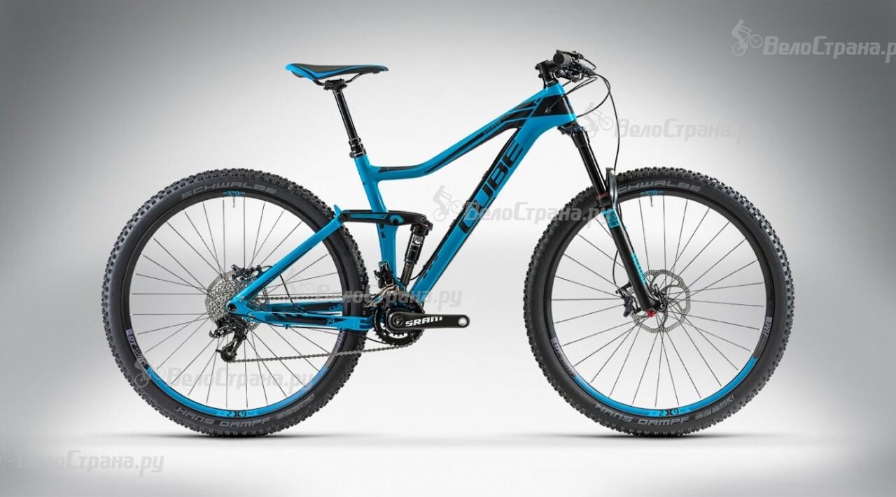 Велосипед Cube STEREO 140 HPC Race 29 (2014)