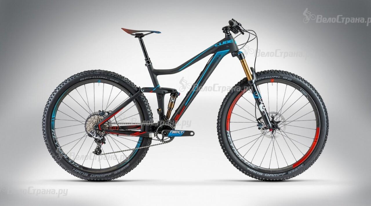 Велосипед Cube STEREO 140 SUPER HPC SLT 29 (2014) sol slt 011 02