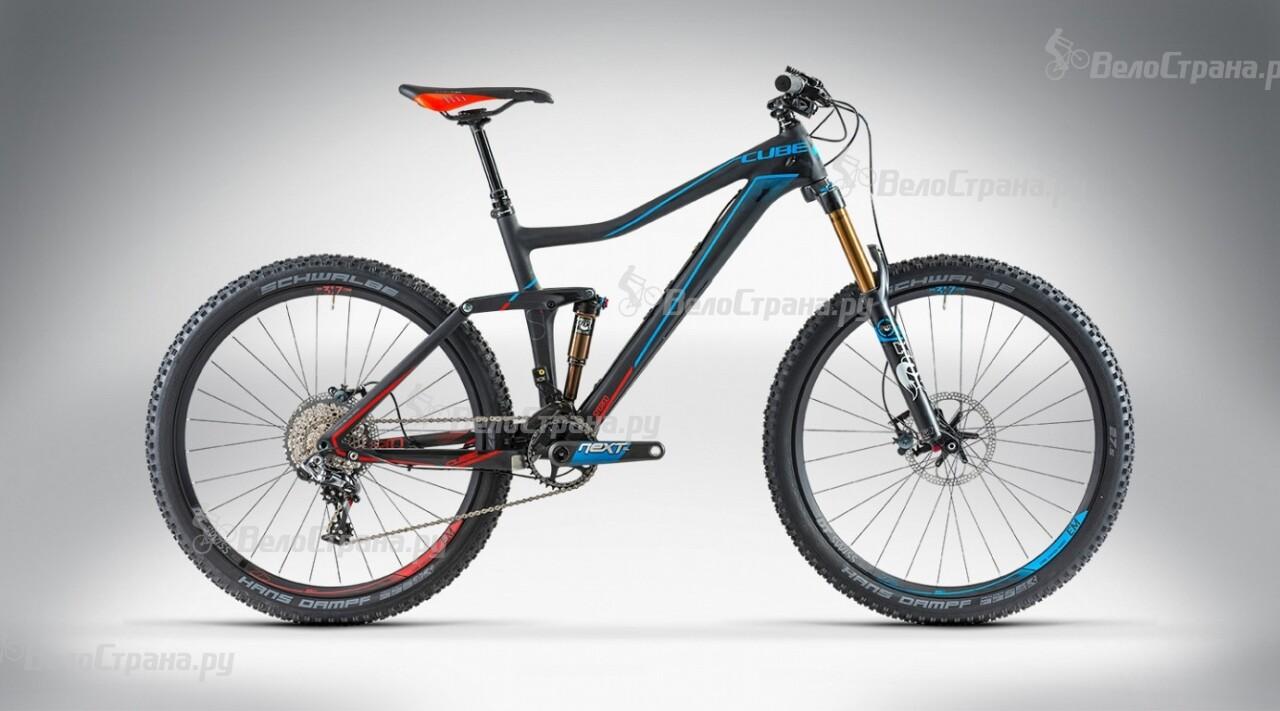 Велосипед Cube STEREO 160 SUPER HPC SLT 27.5 (2014) велосипед cube stereo 140 super hpc slt 29 2015