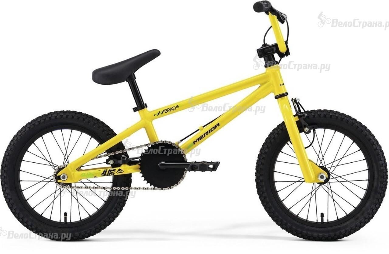 Велосипед Merida Brad 16 (2014) brad williams professional wordpress plugin development