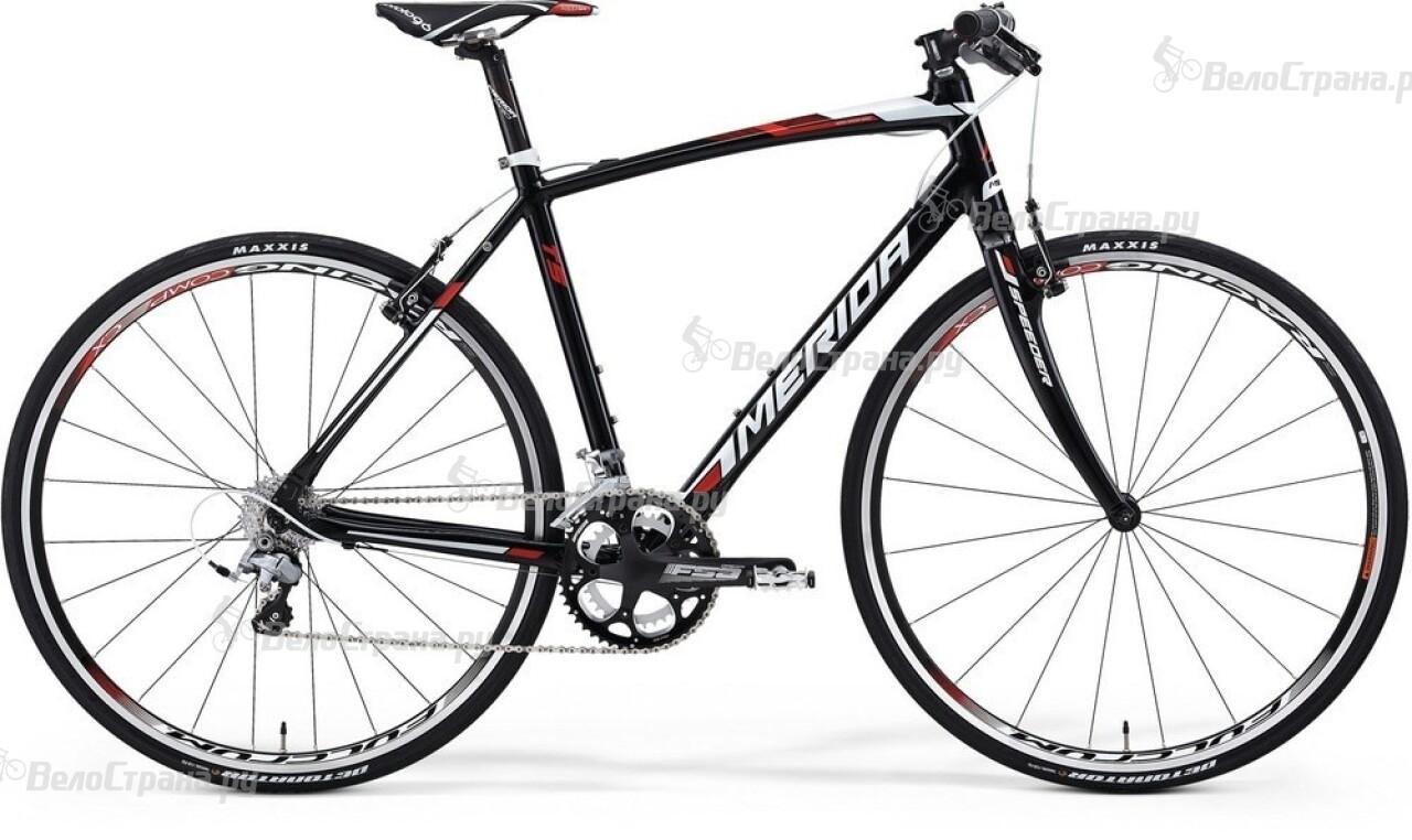 Велосипед Merida Speeder T5 (2014)