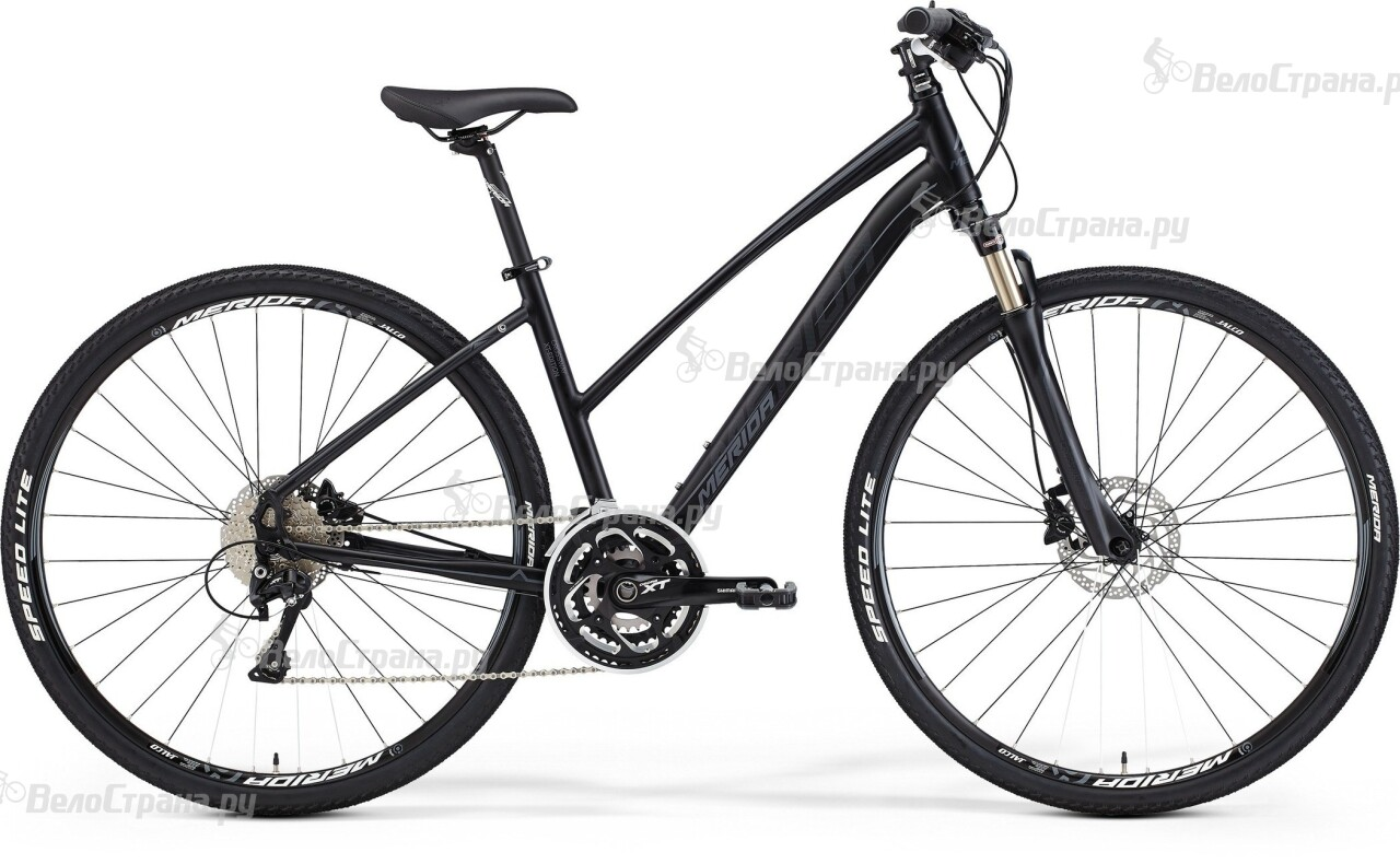 Велосипед Merida CROSSWAY XT-EDITION LADY (2015) велосипед merida big seven xt edition juliet 2015
